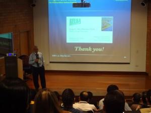 Palestra Prof. Jorge Luiz Diaz-Herrera CLEI 2012